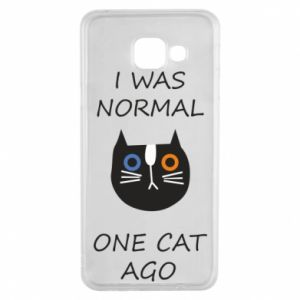 Samsung A3 2016 Case I was normal one cat ago