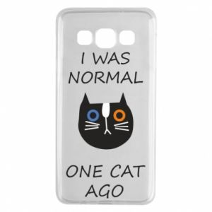 Samsung A3 2015 Case I was normal one cat ago