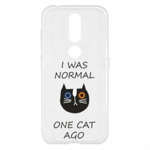Nokia 4.2 Case I was normal one cat ago