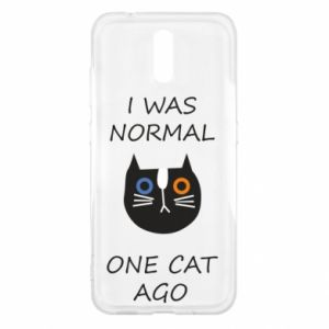 Nokia 2.3 Case I was normal one cat ago