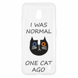 Nokia 2.2 Case I was normal one cat ago