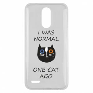 Lg K10 2017 Case I was normal one cat ago