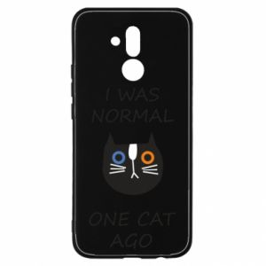 Huawei Mate 20Lite Case I was normal one cat ago