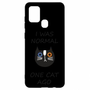 Samsung A21s Case I was normal one cat ago