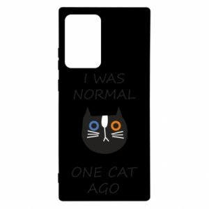 Samsung Note 20 Ultra Case I was normal one cat ago