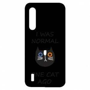 Etui na Xiaomi Mi9 Lite I was normal one cat ago