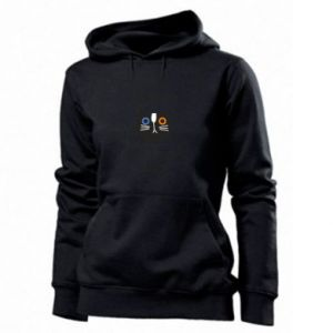 Women's hoodies I was normal one cat ago