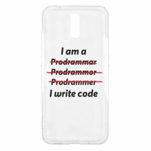 Etui na Nokia 2.3 I write code