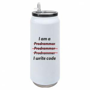 Puszka termiczna I write code