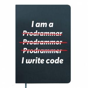 Notes I write code