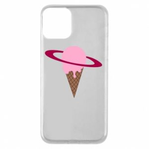 Phone case for iPhone 11 Ice cream planet