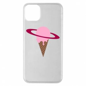 Phone case for iPhone 11 Pro Max Ice cream planet