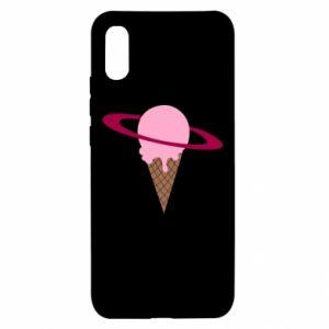 Etui na Xiaomi Redmi 9a Ice cream planet