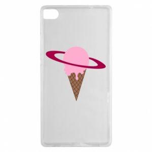 Etui na Huawei P8 Ice cream planet