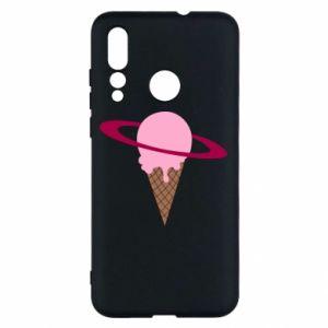 Etui na Huawei Nova 4 Ice cream planet
