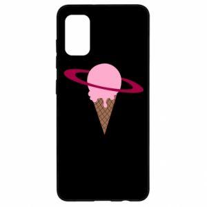 Etui na Samsung A41 Ice cream planet