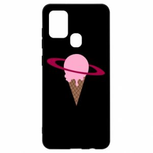 Etui na Samsung A21s Ice cream planet