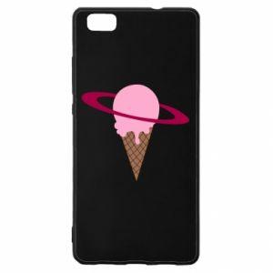 Etui na Huawei P 8 Lite Ice cream planet
