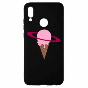 Etui na Huawei P Smart 2019 Ice cream planet