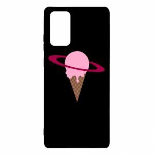 Etui na Samsung Note 20 Ice cream planet