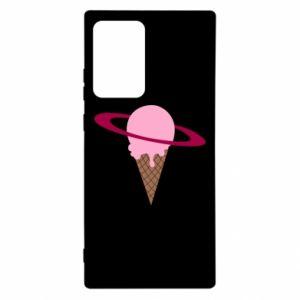 Etui na Samsung Note 20 Ultra Ice cream planet