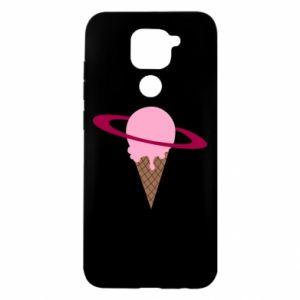 Etui na Xiaomi Redmi Note 9/Redmi 10X Ice cream planet