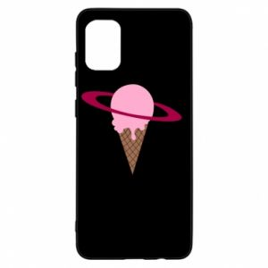 Etui na Samsung A31 Ice cream planet