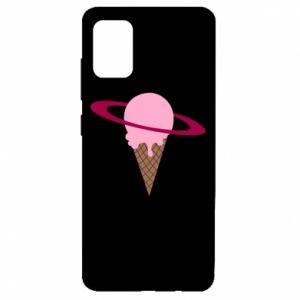 Etui na Samsung A51 Ice cream planet