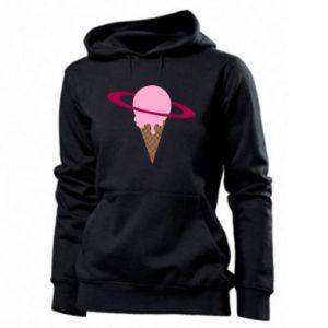 Damska bluza Ice cream planet - PrintSalon