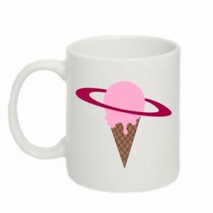 Kubek 330ml Ice cream planet