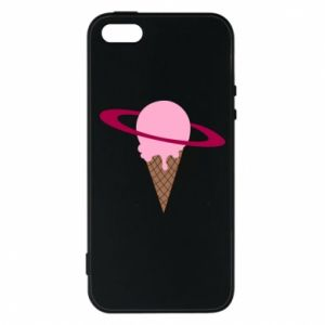 Phone case for iPhone 5/5S/SE Ice cream planet