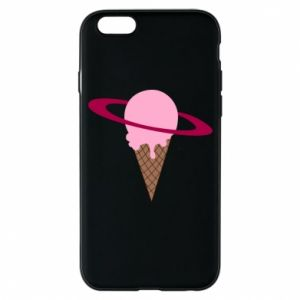 Phone case for iPhone 6/6S Ice cream planet