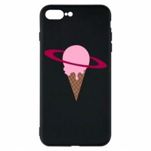 Etui do iPhone 7 Plus Ice cream planet