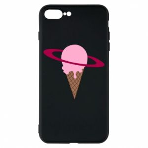 Etui na iPhone 8 Plus Ice cream planet