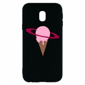 Phone case for Samsung J3 2017 Ice cream planet