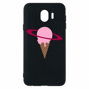 Phone case for Samsung J4 Ice cream planet