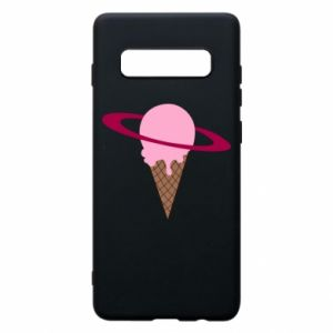 Phone case for Samsung S10+ Ice cream planet
