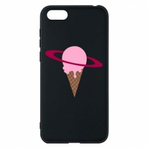 Phone case for Huawei Y5 2018 Ice cream planet
