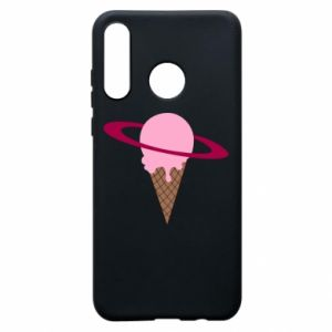 Phone case for Huawei P30 Lite Ice cream planet