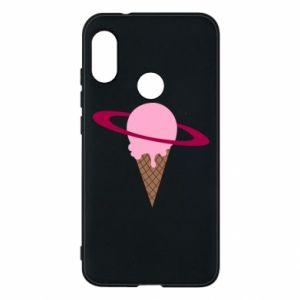 Etui na Mi A2 Lite Ice cream planet