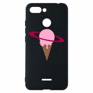 Etui na Xiaomi Redmi 6 Ice cream planet