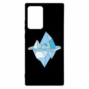 Etui na Samsung Note 20 Ultra Ice floe