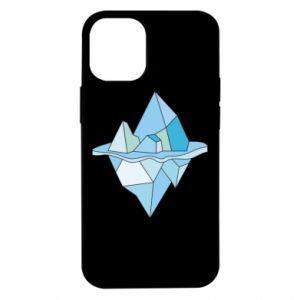 Etui na iPhone 12 Mini Ice floe