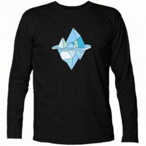Koszulka z długim rękawem Ice floe
