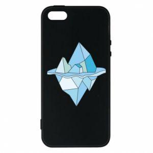 Etui na iPhone 5/5S/SE Ice floe