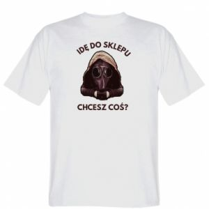 T-shirt I'm going to the store