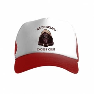 Kid's Trucker Hat I'm going to the store