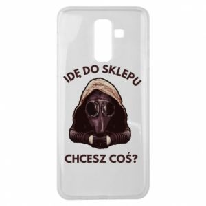 Samsung J8 2018 Case I'm going to the store