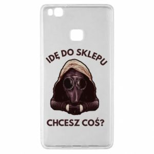 Huawei P9 Lite Case I'm going to the store