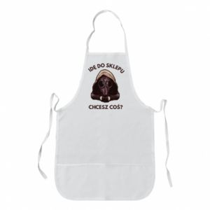 Apron I'm going to the store